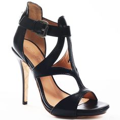 Quiana L.A.M.B. heels by Gwen Stefani  I don't think I'll forget the name of this shoe until I own a pair.