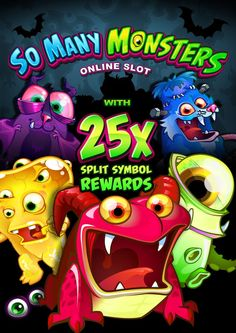 Play monsters games in online casino and hit the jackpot! Online Casino Slots, Best Online Casino, Online Casino Bonus, Best Casino Games, Casino Slot Games, Pin Up, Monster Games, Cars 1, Canada Images