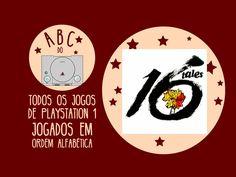 16 Tales - Gameplay comentado em português [ABC do PS1]