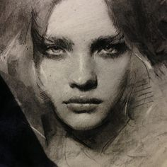Supreme Portrait Drawing with Charcoal Ideas. Prodigious Portrait Drawing with Charcoal Ideas. Portrait Sketches, Pencil Portrait, Portrait Art, Fine Art Drawing, Life Drawing, Art Drawings, Hipster Drawings, Drawing Faces, Manga Drawing