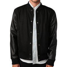 Fancy - Asaghatan Varsity Jacket by Your Neighbors