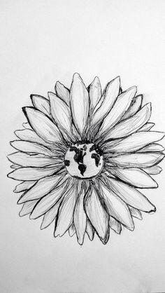 Daisy tattoo idea