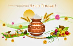 Happy Thai Pongal Messages Wishes HD Images Photos Videos Whatsapp Status FB DP 2016 : Pongal festival is celebrated on January every year in India. This festival is one of the most important … Pongal Wishes In Tamil, Happy Pongal Wishes, Happy Wishes, Pongal Photos, Pongal Images, Happy Sankranti Images, Happy Makar Sankranti, Sankranthi Wishes, Thai Pongal