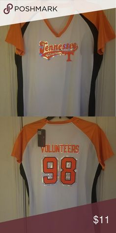 finest selection 35ab4 5b4cf Knights Apparel For Her Tennessee Volunteers Shirt The ladies are fans too  guys! If you