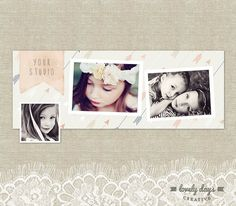 Facebook Timeline Cover Template for by LovelyDaysCreative on Etsy