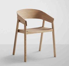 Muuto Cover Chair - Thomas Bentzen