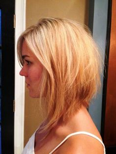 Lob Hairstyles for Mature Women - w-hairstyle