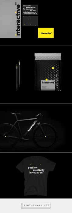 InteractiveLab on Behance... - a grouped images picture - Pin Them All