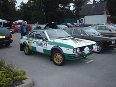 Lancia beta coupé rallye