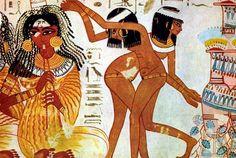 La Beaute: Historia de la Moda - Egipto