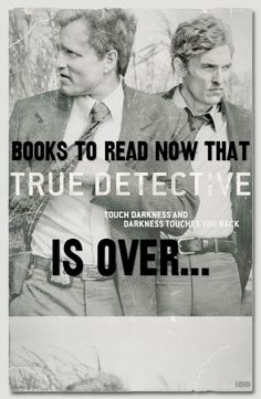 If you, like us, are looking for something to read now that the first season of True Detective is over, here are 5 books we recommend for their Southern setting, complicated mystery, or the dark and twisted characters that inhabit the pages.