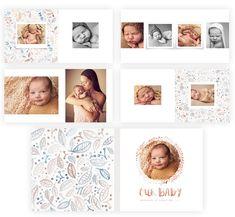 Oh Snap Boutique :: Albums :: Soft Floral 10x10 WHCC Album