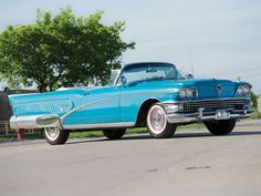 1958 Buick Limited Convertible | Motor City 2015 | RM Sotheby's