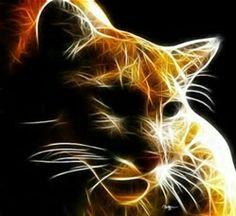 Fractal Cougar