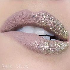 Greige #lips #fall #