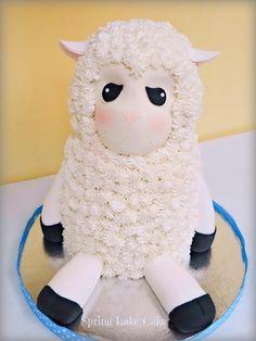 Little Lamb Cake - S