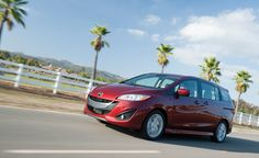 Sporty, handles sharply, parks easily and best of all, very affordable--what more can you ask for? The Mazda MAZDA5 is a great choice for families who want all the features of a minivan but never want to cut back on coolness.