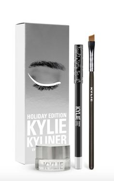 Kyliner Holiday Limited edition Snow Kyliner Kit #KylieCosmetics