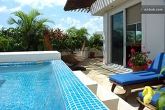 Private Pool condo on 5th Ave in Playa del Carmen