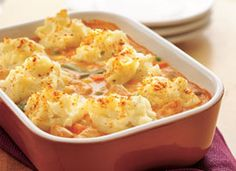 Chicken Paprika Shepherd's Pie  (from Tablespoon.com)...I love this site!