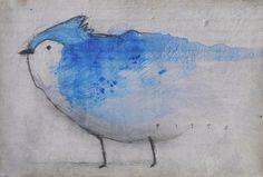 Blue Jay Bird by *SethFitts on deviantART