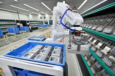 """A company in South China's Guangdong province is building the city's first zero-labor factory. It's an effort to address worker shortages and rising labor costs, but the rise of semi-autonomous """"smart factories"""" could be a sign of things to come, in China and elsewhere."""