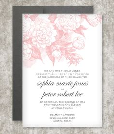134 best diy wedding invitation templates images diy wedding