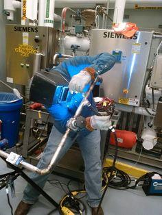 Victor Pagan pipe welder in UPSi my friend Pipe Welding, Melting Metal, Pagan, Home Appliances, People, House Appliances, Appliances, People Illustration, Folk