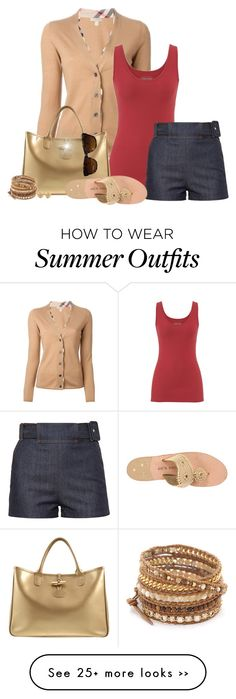 """Summer to Fall"" by mcsp on Polyvore"