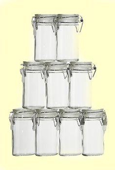jars for spices | Frugal Fine Living: Spice Storage