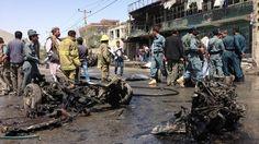 Kabul bomb blast hits foreign convoy