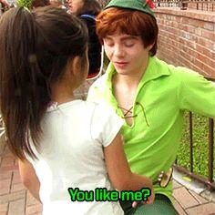 Disneyland's Peter Pan - Imgur