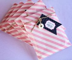 Hostess with the Mostess® - Preppy Nautical Pink and Navy 1st Birthday Part