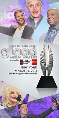 Glaad Billboard Online Ad