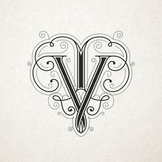 Villa Savoia, Inc.: Custom Embroidered M Monogram for