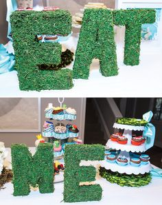 Modern Chic Alice in Wonderland Birthday Party // Hostess with the Mostess®