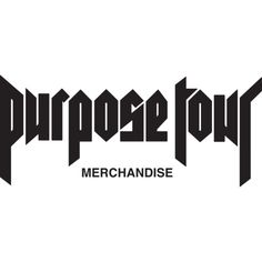 Purpose Tour Merchandise ❤ liked on Polyvore featuring home and home decor