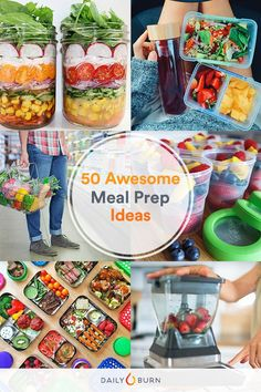 50 Meal Prep Resources for Quick, Cheap and Healthy Meals