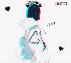 Anime W, Dark Anime, Anime Love, Kawaii Anime, Anime Girl Neko, Anime Art Girl, Manga Girl, Tmblr Girl, Anime Triste