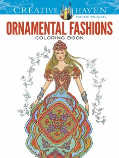 Rosettes, medallions, and sinuous running vines are among the featured motifs of these 31 original fashions. Adapted from carpets, textiles, jewelry, and other sources, the unique styles await colorful touches.
