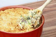 Low-Calorie Recipe: Broccoli & Chicken Casserole