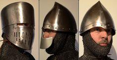 Samurai Armor, Knight Armor, Arm Armor, Medieval Helmets, Medieval Armor, Medieval Fantasy, Custom Motorcycle Helmets, Women Motorcycle, Knight Orders