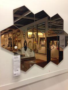 IKEA -- HÖNEFOSS Mirror -- $14.99