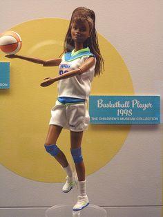 Barbie AA Basketball Player 1998