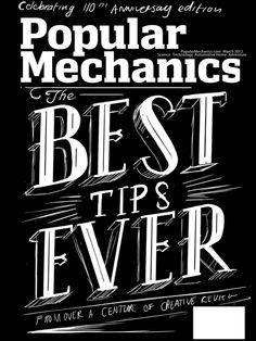 http://www.behance.net/gallery/Popular-Mechanics-110th-Edition/3103131