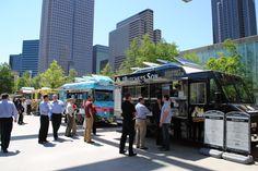 """Arts District Lunch Truck Problem Solved"" via ArtandSeek.net"