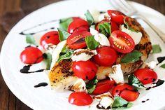 tomato salad on healthyfood.ad-girl.com