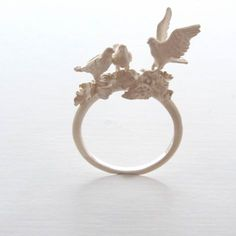 Three Birds Ring by simmon