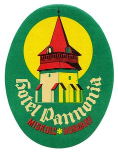 HUNGARY - Ungheria - Miskolc - Hotel Pannonia 02 | Flickr - Photo Sharing!
