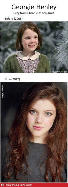 United Kingdom Puberty doing it right again